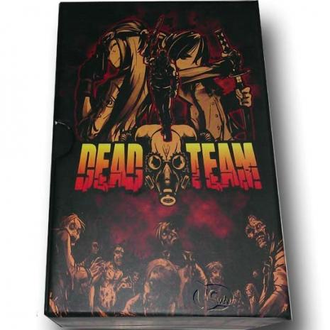 【新天鵝堡桌遊】殭屍小鎮-鮮血同盟擴充 Zombie Town:Dead Team(Expansion 2)