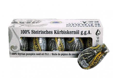 奧地利健多樂-健康純南瓜籽油輕巧裝 10mlx10球