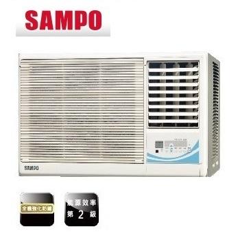 SAMPO聲寶 8-9坪定頻右吹式窗型冷氣 (AW-PA50R) (含標準安裝+舊機回收)