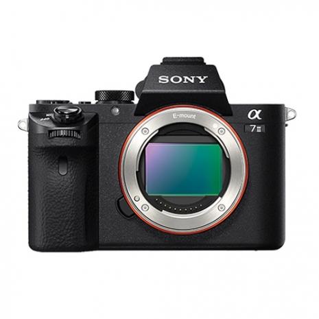 SONY A7 II 單機身全片幅數位單眼相機(中文平輸)加送-SD64G+副電等全配