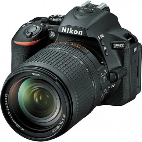 Nikon D5500 +18-140mm(中文平輸)~64G+副電+雙鏡包等好禮