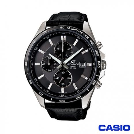 CASIO 卡西歐 EDIFICE系列大錶盤三眼時尚男錶 EFR-512L-8A