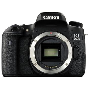 Canon EOS 760D單機身(中文平輸)~送SD32G+副電+座充+單眼包等好禮-相機.消費電子.汽機車-myfone購物
