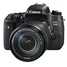 Canon EOS 760D附18~200mm變焦鏡^(中文平輸^)^~送SD64GC10