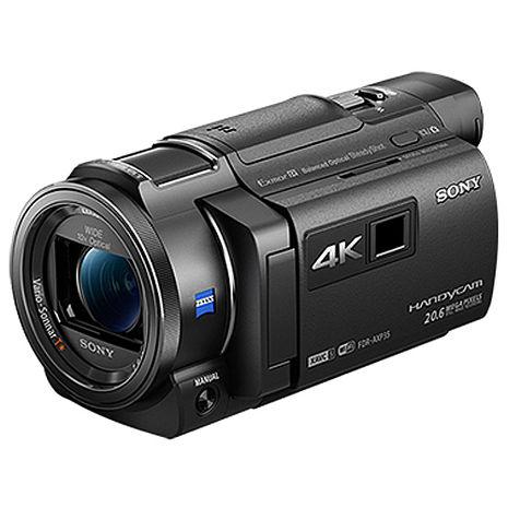 SONY FDR-AXP35 4K數位攝影機*(中文平輸)~送SD64G-C10+副電+座充+攝影包+中腳等好禮