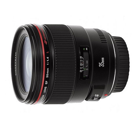 Canon EF 35mm f/1.4L USM 廣角鏡 (平行輸入)-送抗UV鏡72mm+拭鏡筆