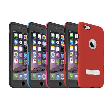 SEIDIO CAPSA 免掀蓋觸控保護殼 for Apple iPhone 6 4.7吋鐵漢黑