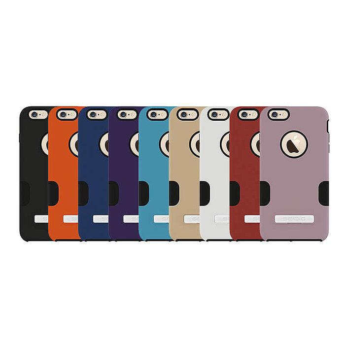SEIDIO DILEX Pro 專業級雙層保護殼 for Apple iPhone 6/6S Plus 5.5活力橘