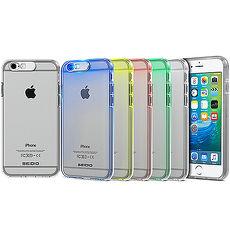 SEIDIO LUMA酷炫閃耀透明殼 for iPhone 6s plus6 Plus 5