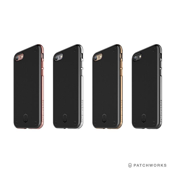 Patchworks iPhone 8/7 極限武裝防摔手機殼