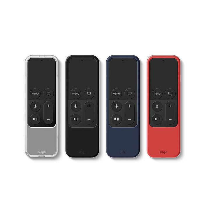 elago Apple TV 最新4K遙控器保護套藍色
