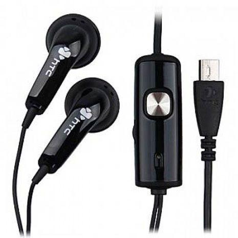 HTC HS S200 TC Touch PRO/T7272/Touch PRO2/T7373/CHT 9100/9110 MINI USB原廠耳機(庫存出清品)(外盒有些微髒汙)