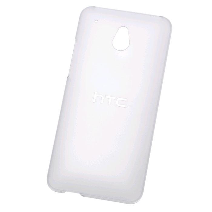 HTC Smart Protection HC C852 硬殼透明保護套 (庫存出清品)(外盒有些微髒污)-手機平板配件-myfone購物
