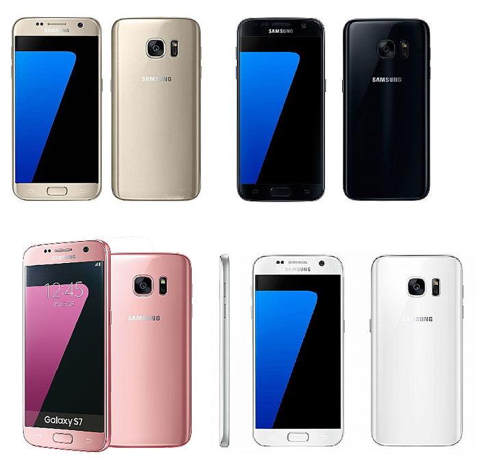三星Samsung Galaxy S7 八核心 5.1吋大螢幕 雙卡雙待 旗艦智慧手機(4G/32G版)-智慧手機‧平板-myfone購物