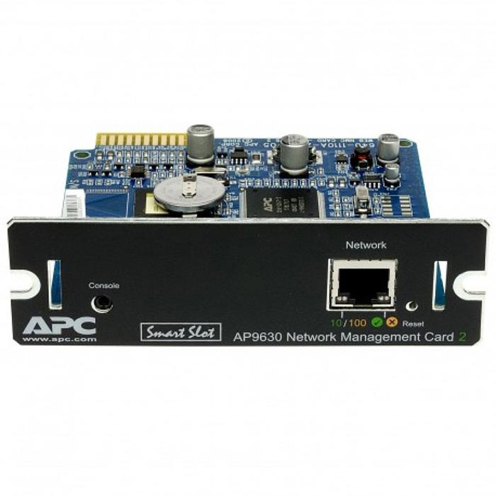 APC 多功能UPS網路管理卡AP9630