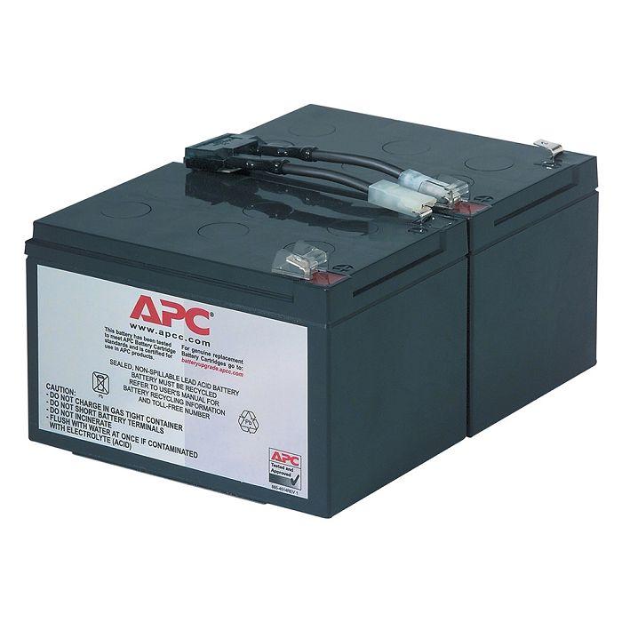 APC RBC6 原廠 UPS 專用電池 適用 SMT1000TW