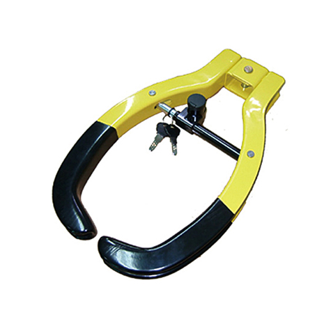 Hi-Power Lock WHEEL CLAMP 超級至尊車輪鎖