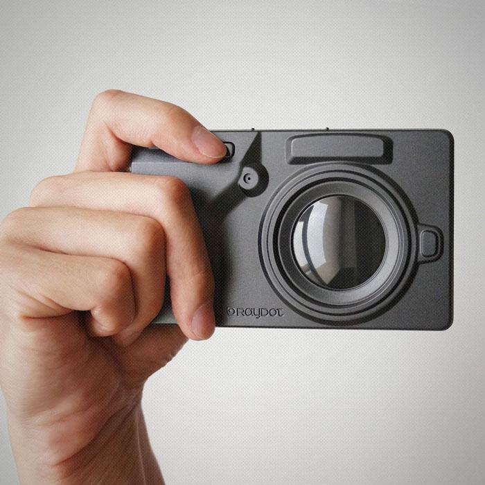 [LOMO 相機] RayDot 相機筆記本 黑