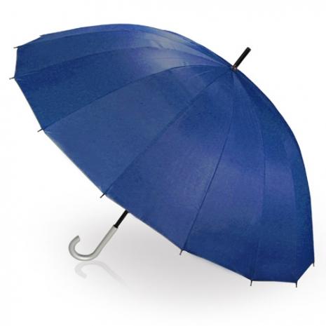 【2mm】日本樂天第一名正16骨無敵傘(深藍色)