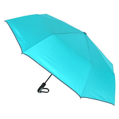 (特賣)【2mm】超大運動型男超大傘面自動開收傘(天空藍)
