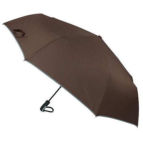 (特賣)【2mm】超大運動型男超大傘面自動開收傘(咖啡)