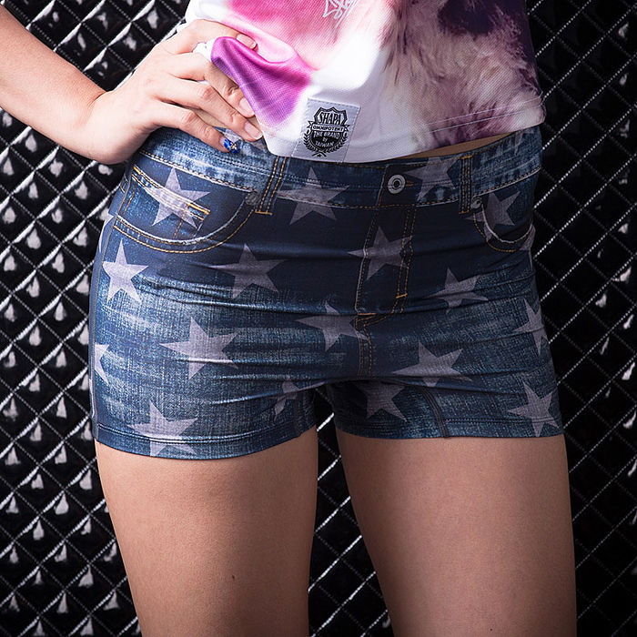 SHAPA CoolMax零著感安全褲_女_《star》 (預購)-服飾‧鞋包‧內著‧手錶-myfone購物