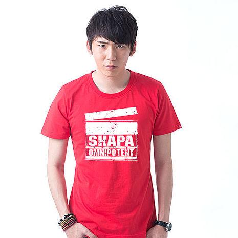 【SHAPA】原創純棉短袖圖TEE_場記板