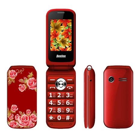 【孝親專用機全配】Benten W178C 雙卡雙待銀髮3G手機