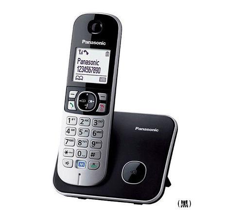 國際牌 Panasonic KX-TG6811TW / KX-TG6811 DECT數位無線電話(贈史努比湯杯)銀