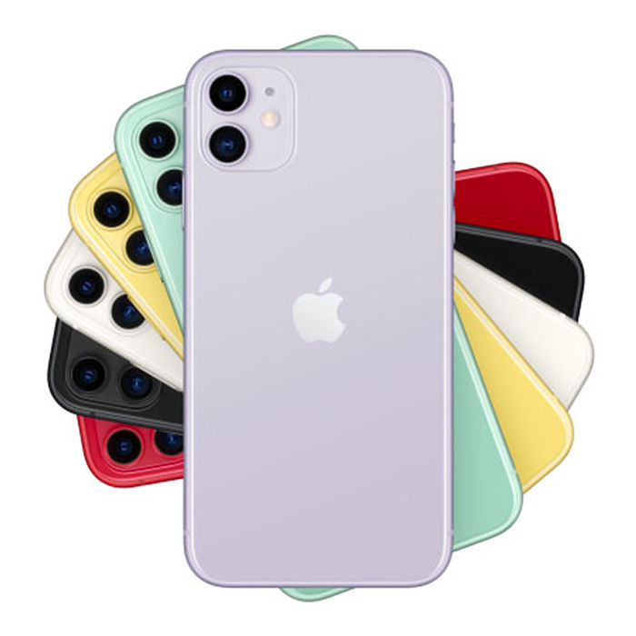 APPLE iPhone 11 (64GB) 6.1吋蘋果智慧型手機