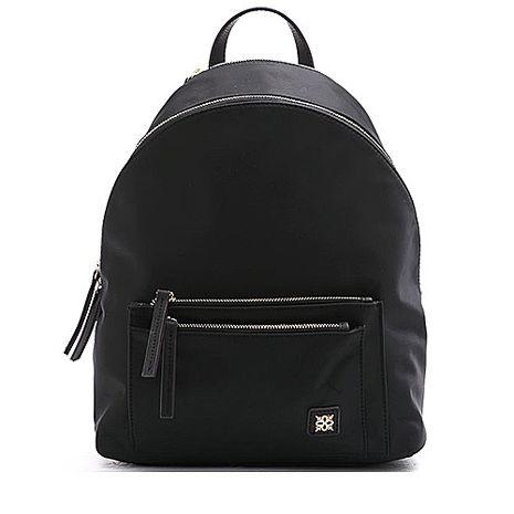 WuMi 無米 葛塔芺輕量尼龍後背包 時尚黑