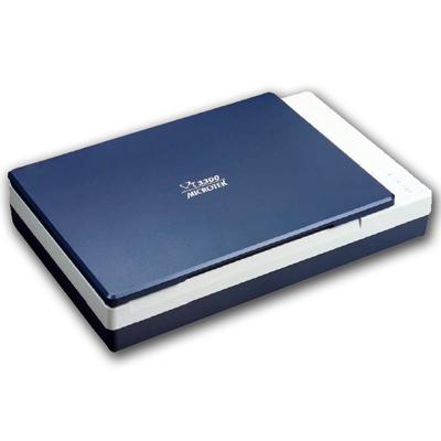 Microtek 全友 XT-3300 書本專用高速掃描器