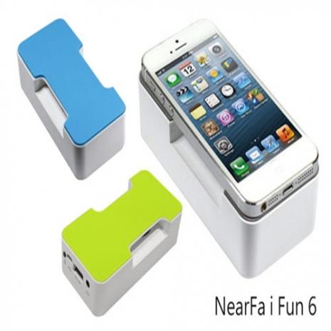 《NearFa》 i放6共振喇叭 (共2色)