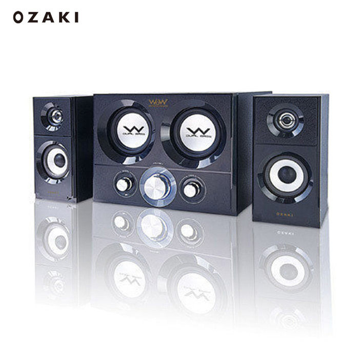 【OZAKI】WU460狂爆機-硬式超重低音喇叭