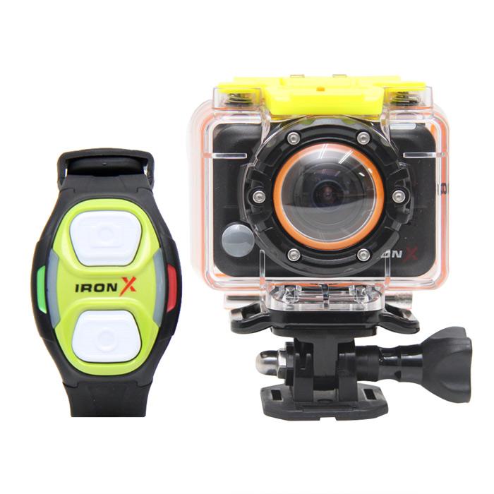 DXG IRONX 運動攝影機DVS-5G9(附腕帶遙控器)