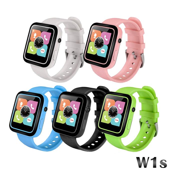 長江 W1S藍牙多功能照相觸控智慧手錶