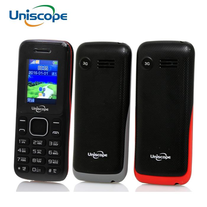 【優思Uniscope】W108T 雙卡無照相園區/軍人機(公司貨)-智慧手機‧平板-myfone購物