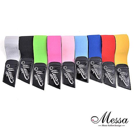 【Messa米莎專櫃女鞋】繽紛馬卡龍健走鞋替換鞋帶-四色淡粉色39號
