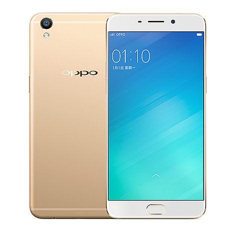 OPPO R9 Plus 反正好拍 最強閃充(64GB)-金色 送12000行動電源