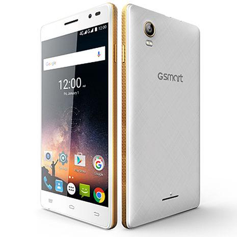 GSmart Elite 五吋八核勁美機(白色)-智慧手機‧平板-myfone購物