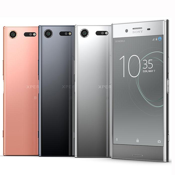 SONY XPERIA XZ Premium(4G/64G)- 送玻璃保貼+TYPE-C傳輸線+立架鏡銀