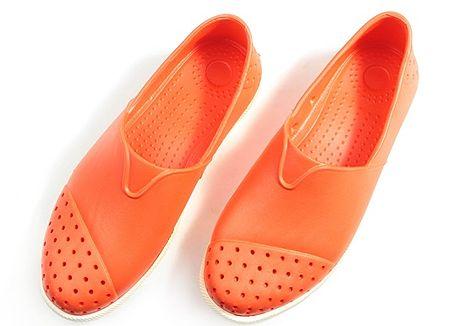 333家居鞋館舒適輕量休閒鞋-休閒室外鞋(橘色)-居家日用.傢俱寢具-myfone購物