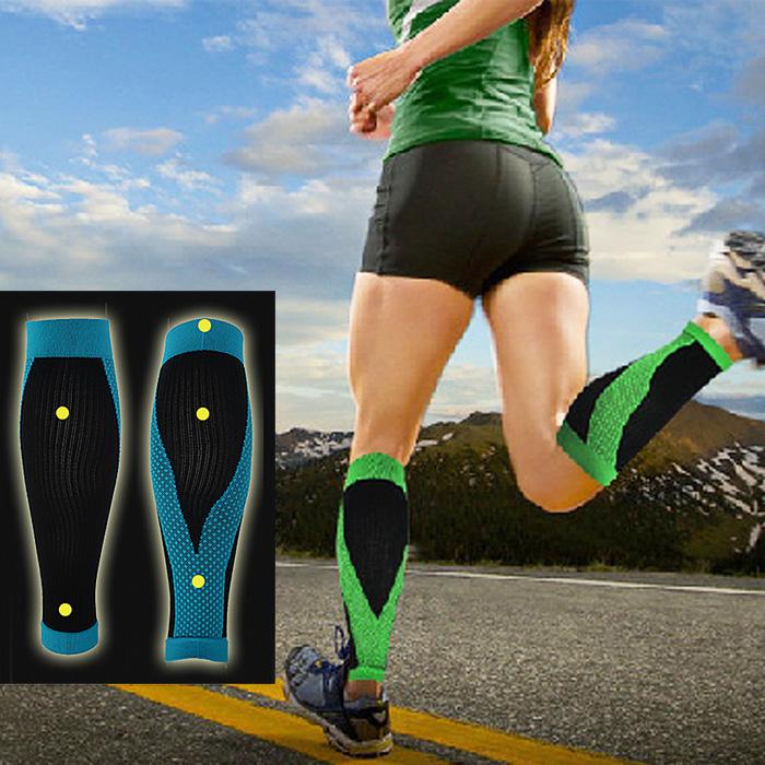 驄豪 足護士 Foot Nurse,  貼紮-支撐腓腸肌,比目魚肌運動襪套/護套 (三段漸進式壓力,保護肌肉,MIT)-服飾‧鞋包‧內著‧手錶-myfone購物