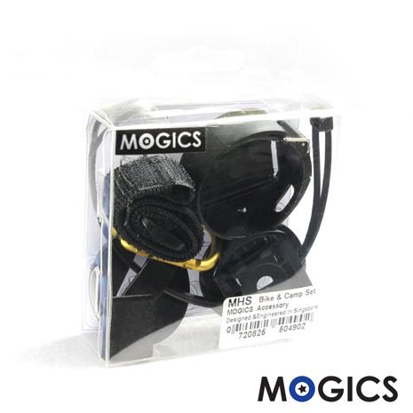 【MOGICS】摩奇客燈戶外型 登山自行車燈配件組