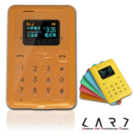 新加坡 CARD Phone New CM1 強襲功能名片機 (太妃糖) 2G