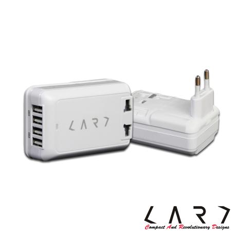 【CARD】CA4-W 旅行用萬國插座轉換器