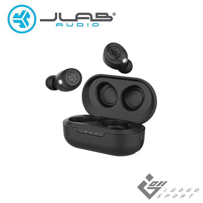 JLab JBuds Air 真無線藍牙耳機 - 黑色