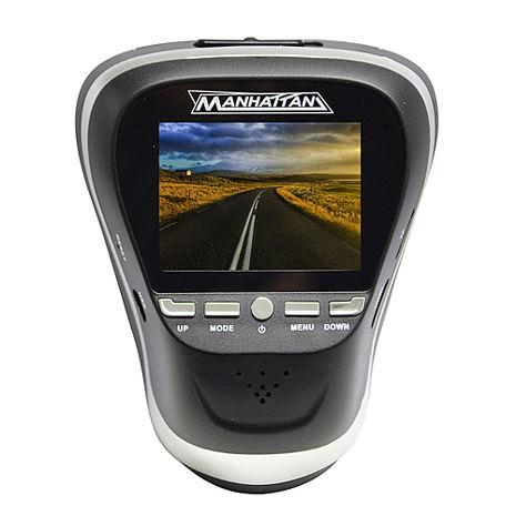 曼哈頓 MANHATTAN RS800【贈16卡】 1080P 170度超廣角 停車監控行車記錄器