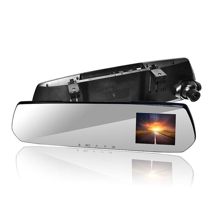 MANHATTAN RS10P【贈16G】後視鏡行車紀錄器 4K畫質 可支援後鏡頭 可支援GPS軌跡