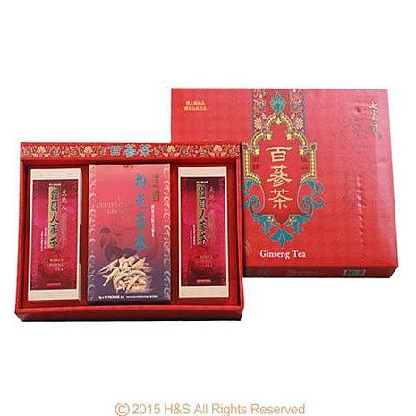 精選百蔘茶禮盒